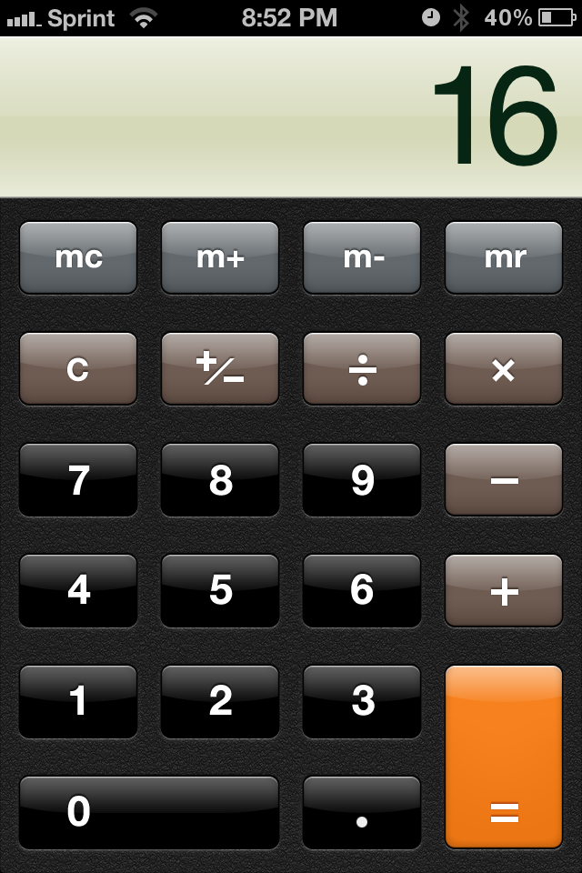 free calculator apps for ipad